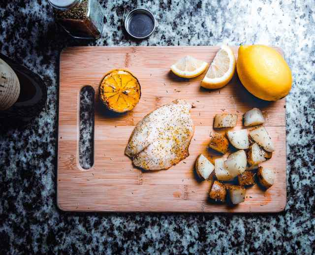 chopping board cooking cuisine delicious