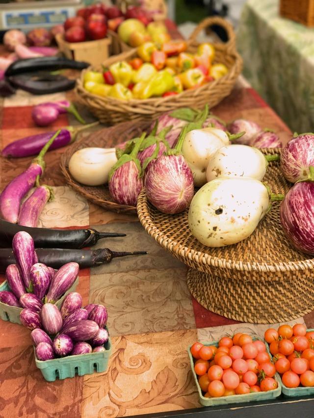 exotic FM veggies
